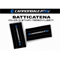 batticatena cannondale FSI carbon 1-2-3-4 team protection mtb personalizzato